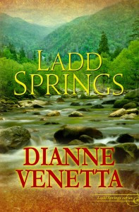 Ladd Springs - southern romance mystery in Tennessee