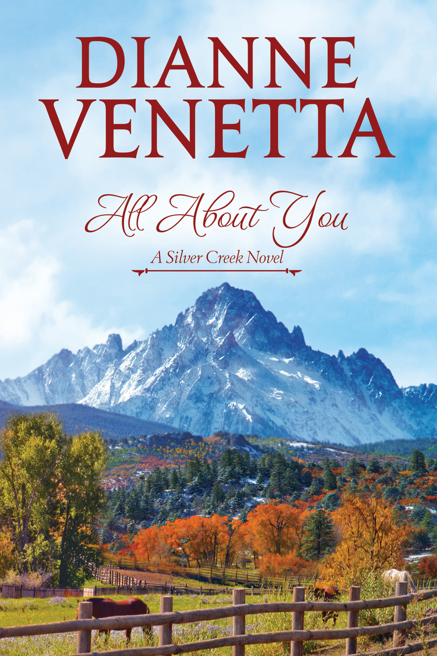 All About You by Dianne Venetta